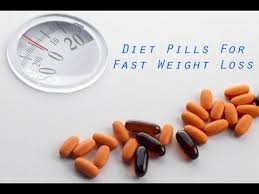 how diet pills work in the body